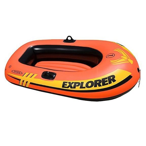лодка explorer 100 одноместная, 147х84х36 см, от 6 лет.