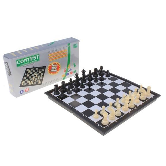 игра настольная шахматы классич в коробке ин-1614