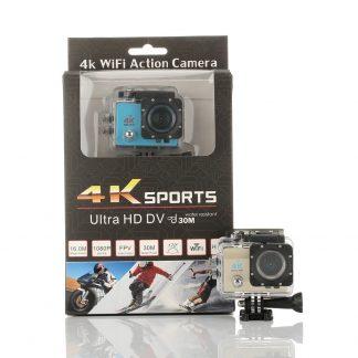 водонепроницаемая экшн-камера ultra hd 4k