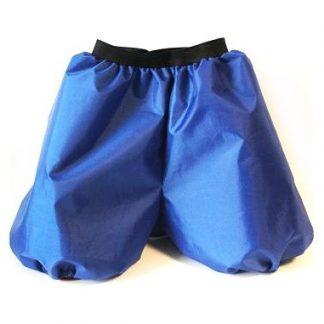 санки-шорты 2 в 1 синие, размер 6-10 лет, быстрик