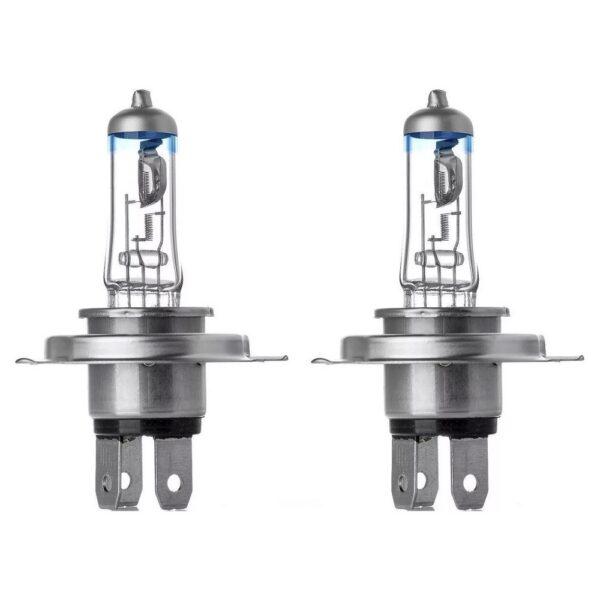 галогеновые лампы повышенной яркости h11 (+200.)