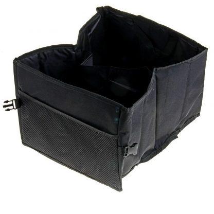 органайзер в багажник, 37.5 х 31.5 х 25 см, текстиль