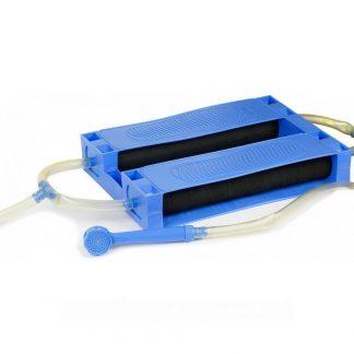 душ-топтун ножной педальный для дачи zenet: купить.