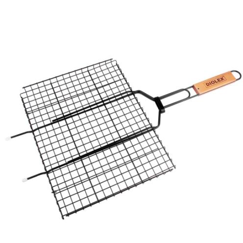 решетка-гриль diolex teco dx-m1214 - купить по лучшей.