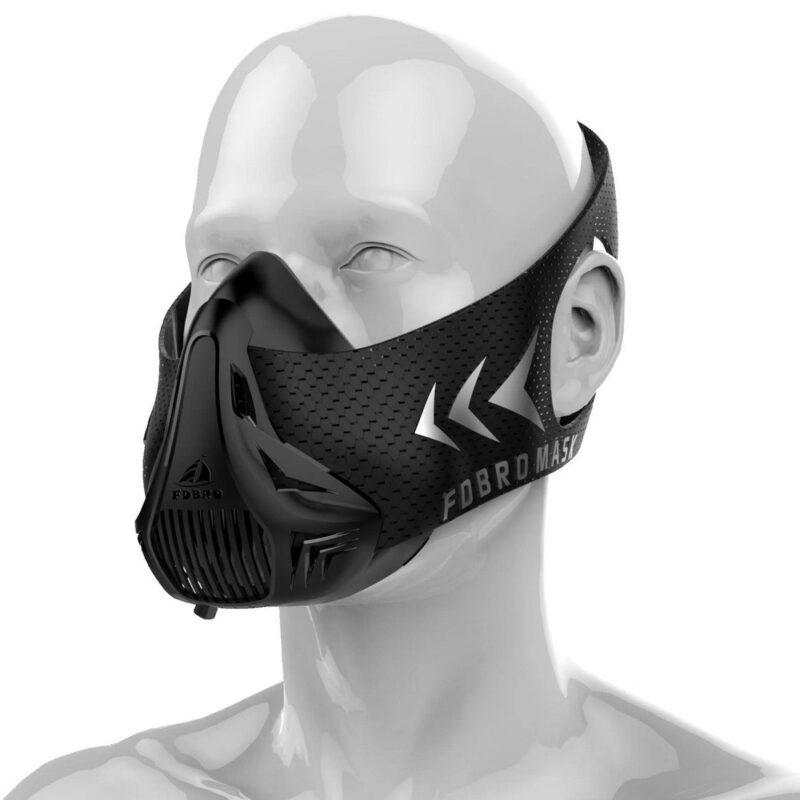 тренировочная маска sport mask 3 идеально подходит.