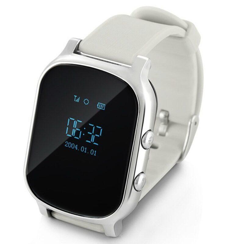 детские часы с gps - smart baby watch t58, цвет.