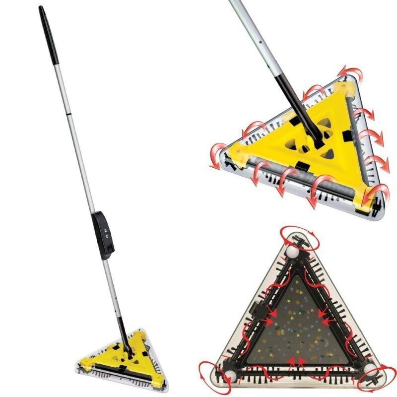 отзывы о электровеник swivel sweeper