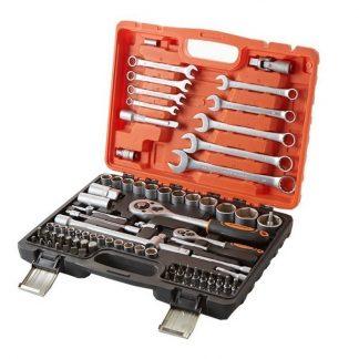 набор инструментов 82 предмета в кейсе кузьмич.