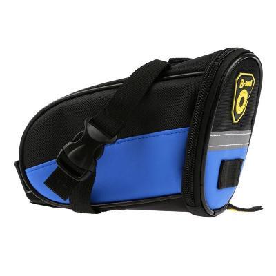 велосипедная сумка под сиденье b-soul, синий.