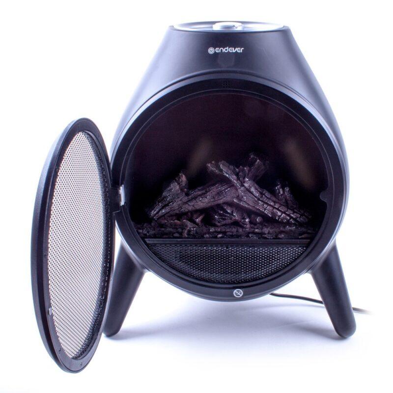 электрокамин endever flame-03 – купить в спб, москве.