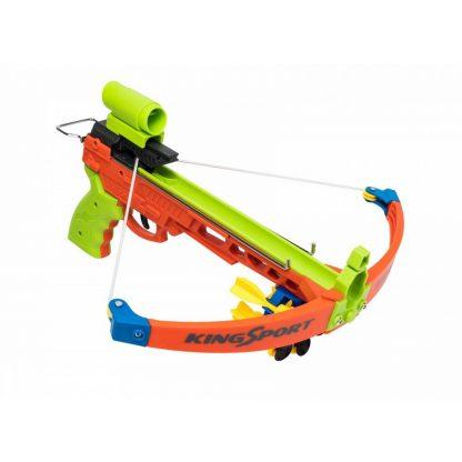 игровой набор арбалет со стрелой яигрушка для.