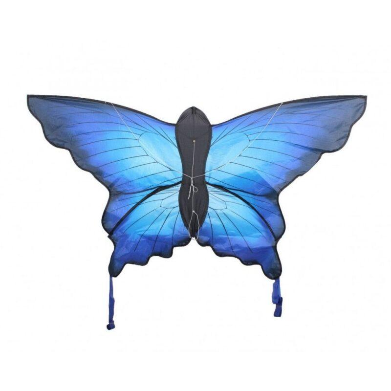 воздушный змей x-match бабочка, 140 х 105 см