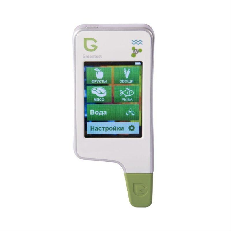 нитратомер и измеритель жесткости воды greentest 3
