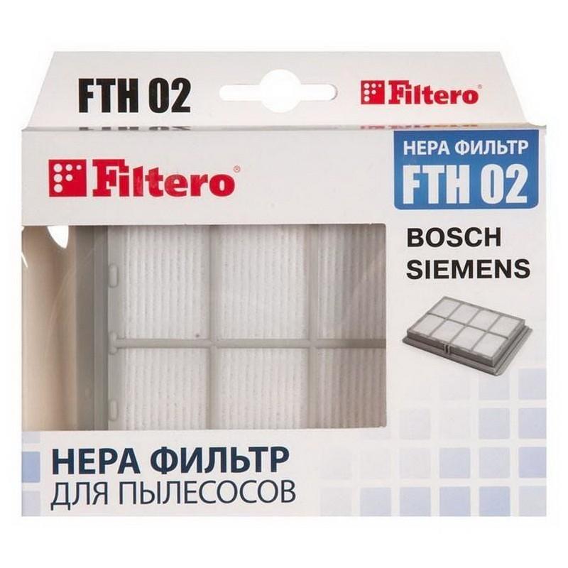 hepa фильтр (fth 02) для пылесосов bosch, siemens.