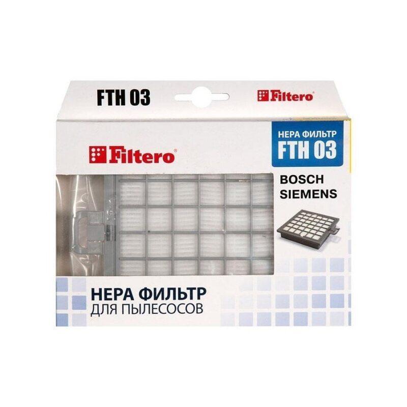 сравнение filtero fth 03 фильтр для пылесосов bosch.