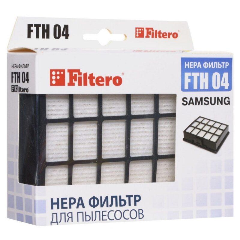 hepa фильтр (fth 04) для пылесосов samsung (sc 65.