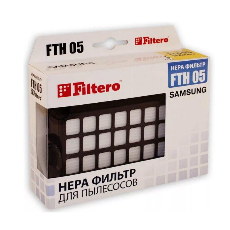 нера-фильтр filtero 1 шт. для пылесосов samsung.
