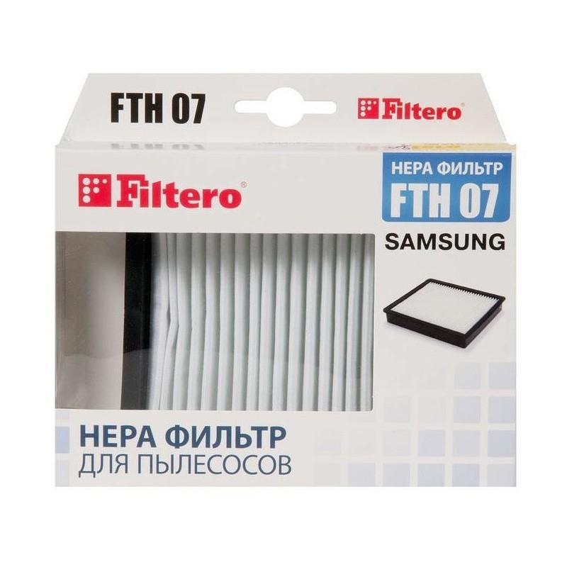 нера-фильтр filtero fth 07, 1 шт., для пылесосов.