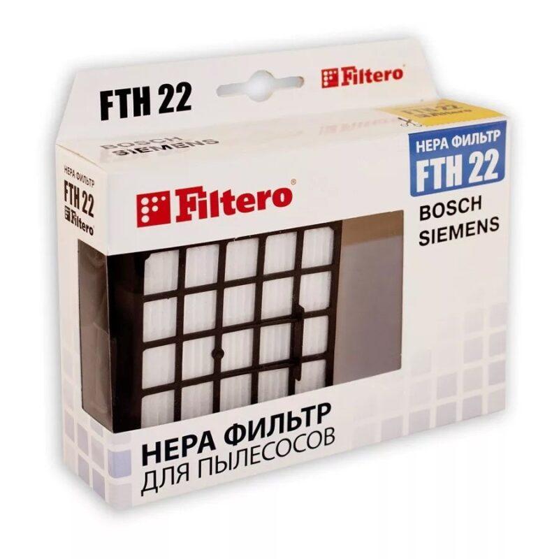 нера-фильтр filtero 1 шт. для пылесосов bosch.