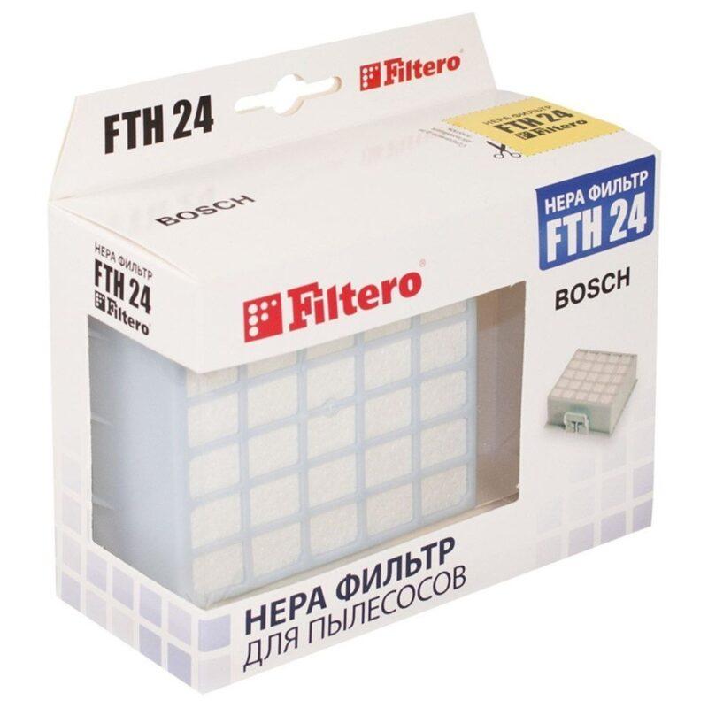 hepa фильтр (fth 24) для пылесосов bosch, siemens.