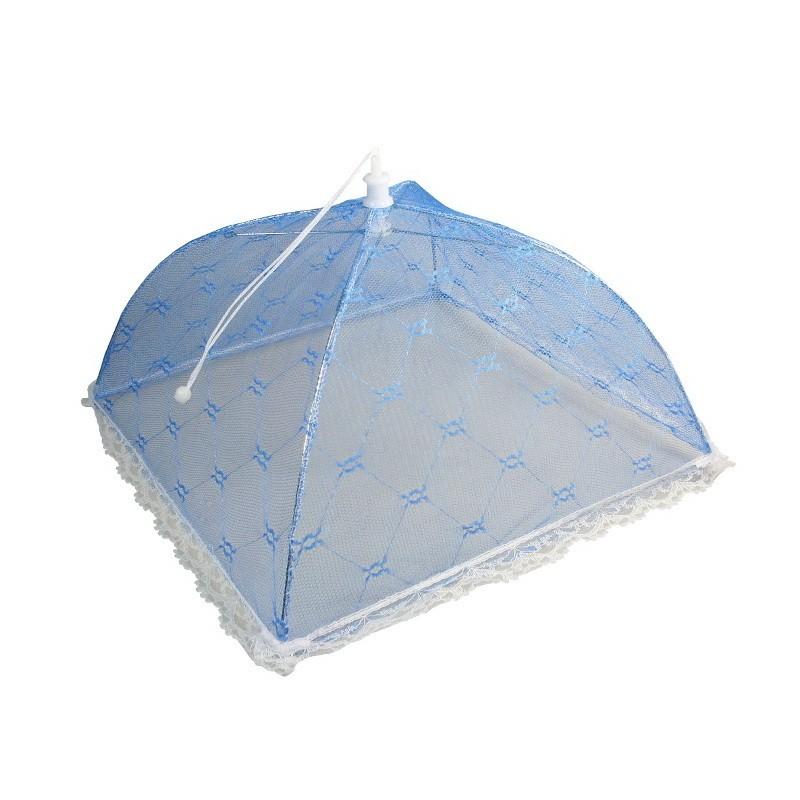 защитный зонт для продуктов - кружево, 32*32*20 см.