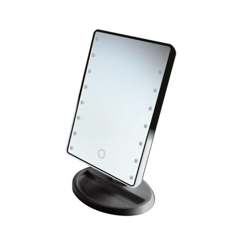 зеркало косметическое gess ulike mini, сенсорный экран.