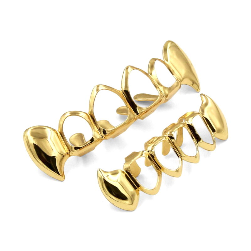 что представляют собой грилзы на зубы, есть ли от них.