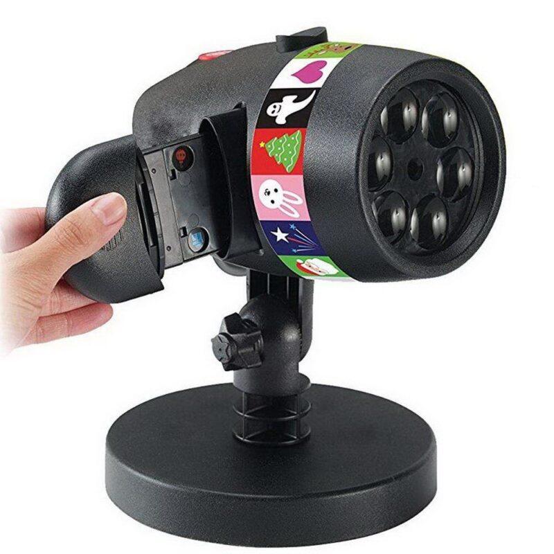 slide star shower лазерный проектор 12 слайдов купить.