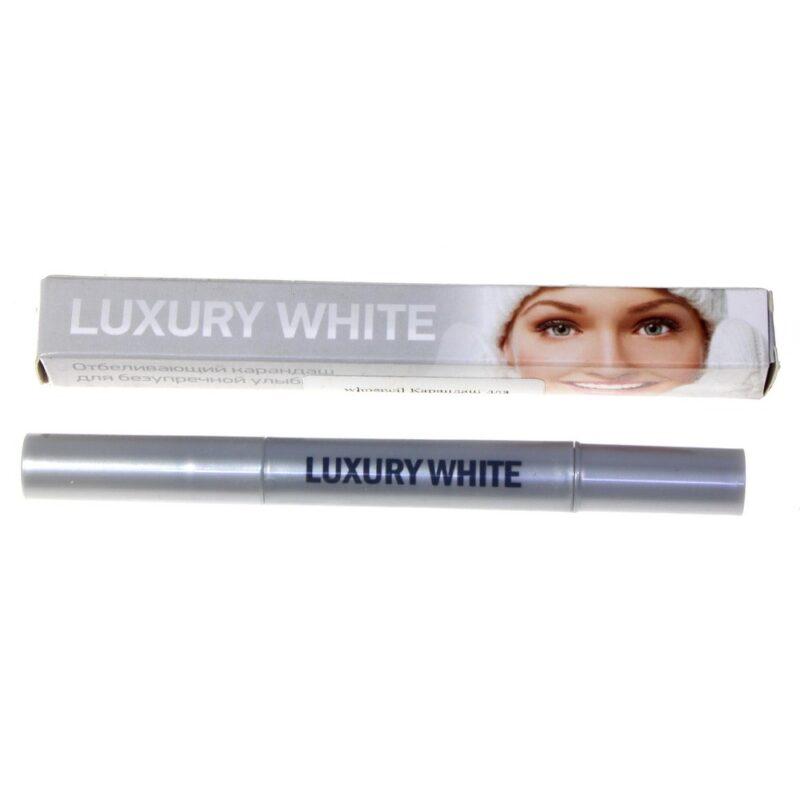 luxury white pro отбеливающий карандаш.