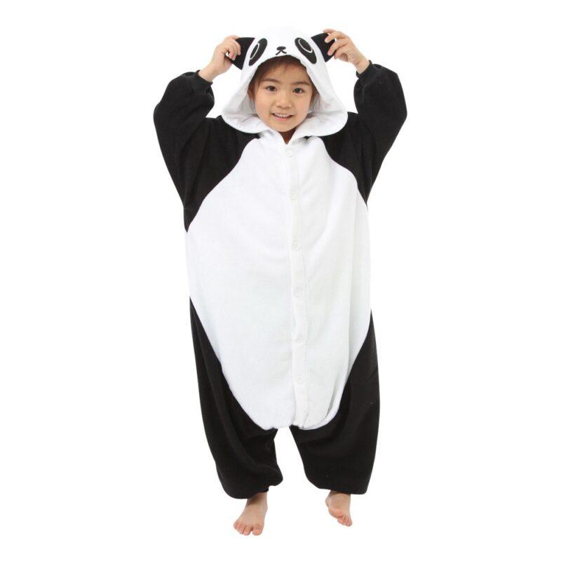 детская пижама кигуруми панда купить в москве цена.
