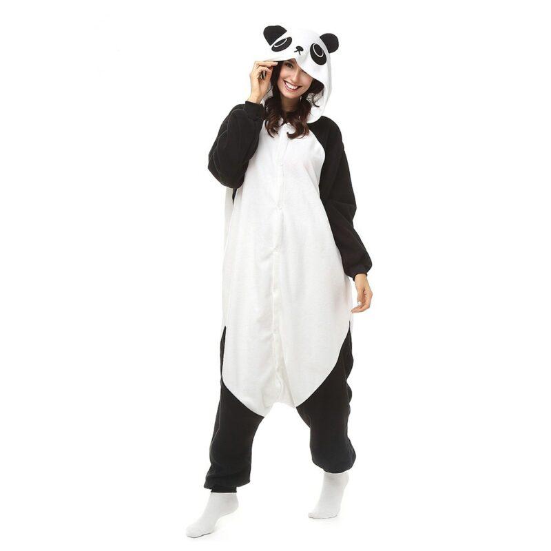 кигуруми комбинезон кунг фу панда для взрослых.