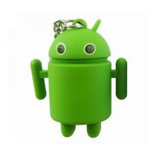 брелок google android - фигурка (игрушка), посмотреть.
