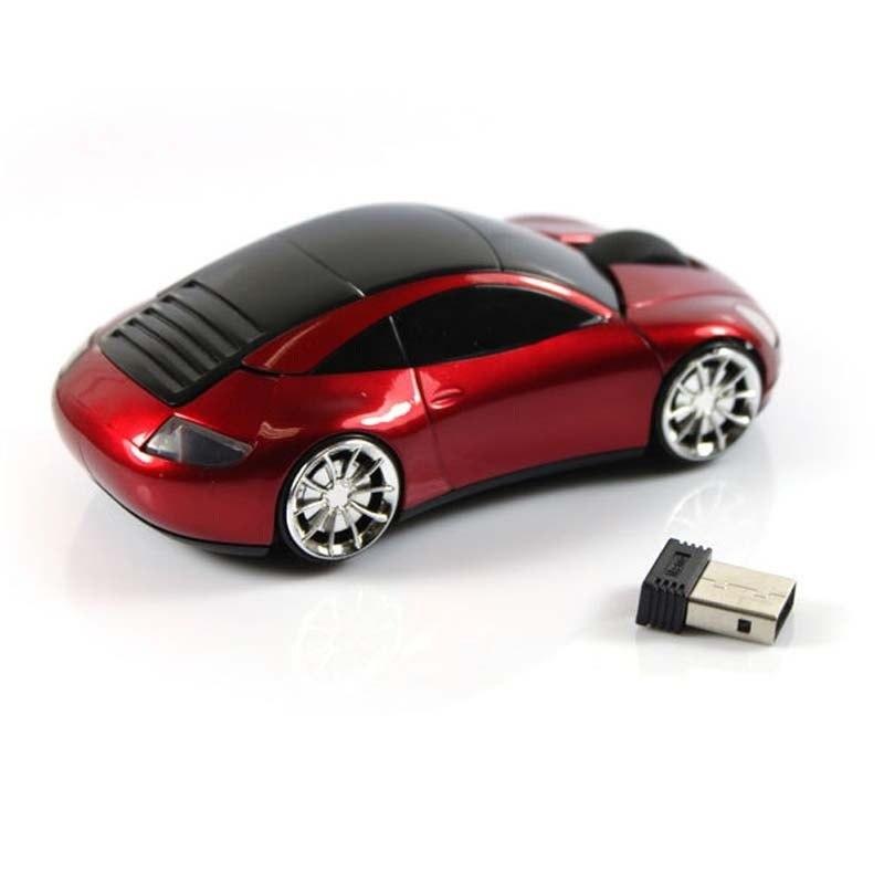 беспроводная компьютерная мышь в виде игрушечной.