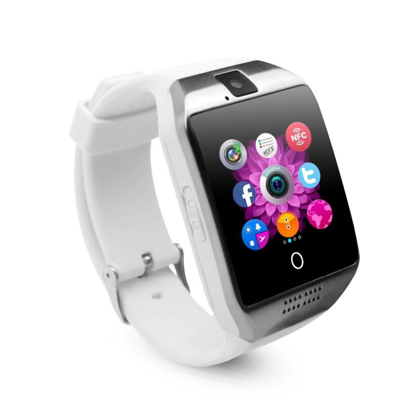 купить часы carcam smart watch q18 white