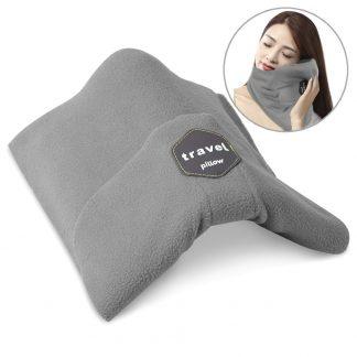 купить подушка для путешествий надувная travel blue.
