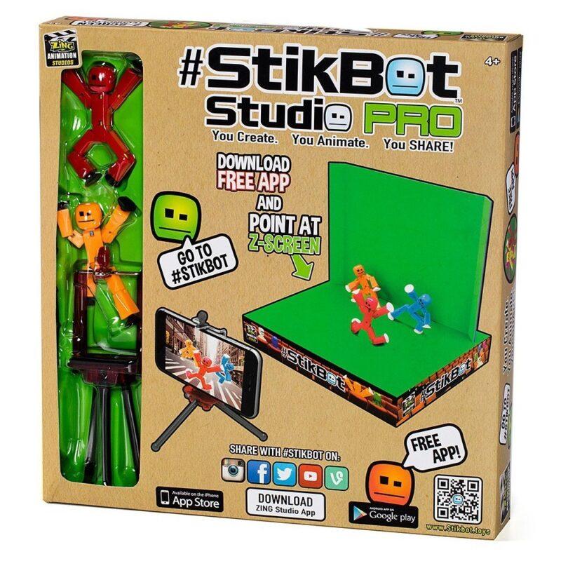 stikbot (стик бот) детская анимационная студия купить.