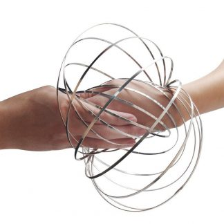 кинетические кольца антистресс 3d flow magic ring.