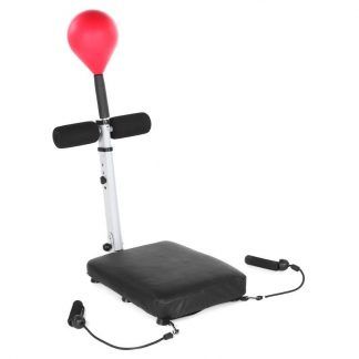 тренажер bradex для мышц живота двойной удар.
