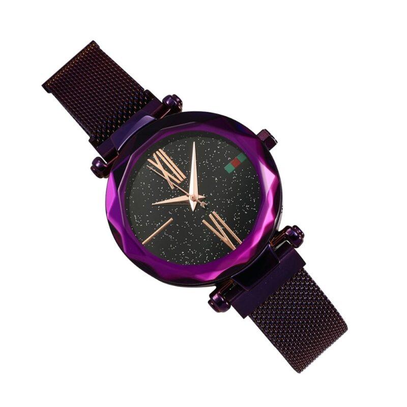 starry sky watch стильные женские часы в наборе.