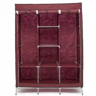 мобильный тканевый шкаф storage wardrobe 88130.