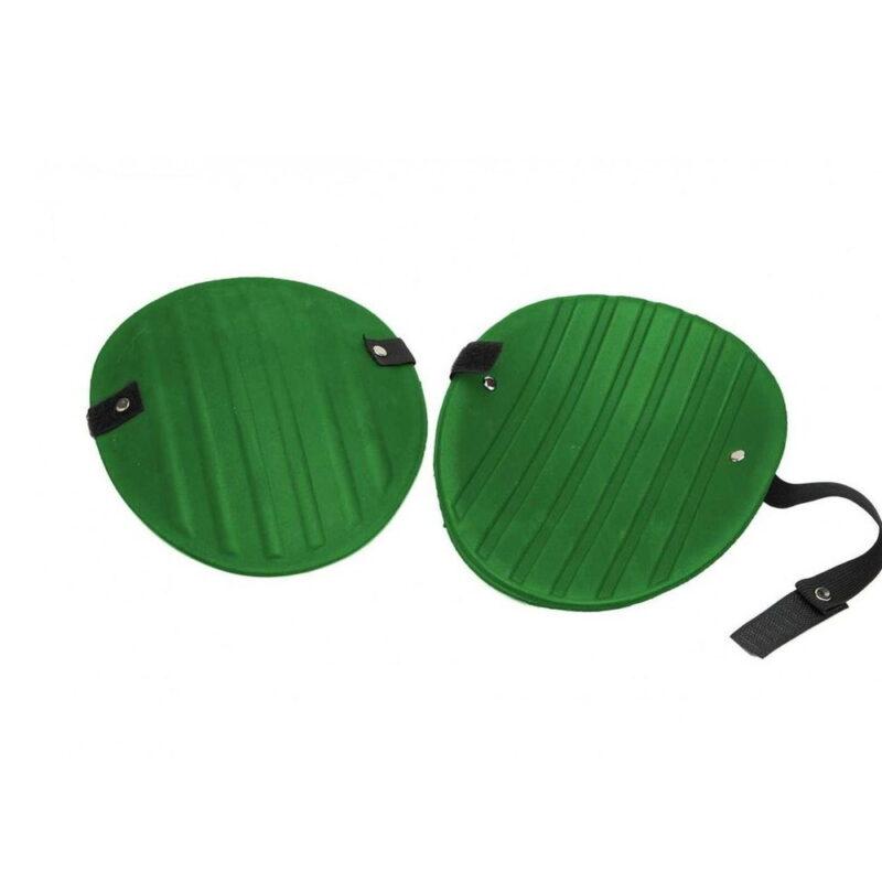 наколенники для садовых работ bradex, цвет зеленый.