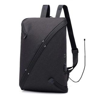 рюкзак niid uno, китай, чёрный, 156803