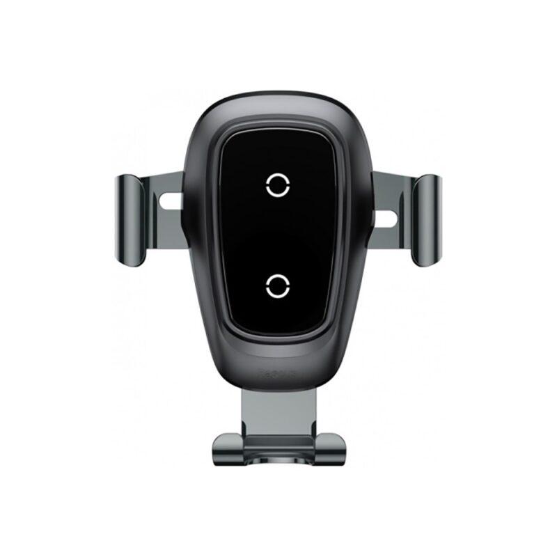 автомобильный держатель baseus wireless charger.