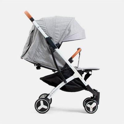 детская коляска yoya plus 3 (серый)