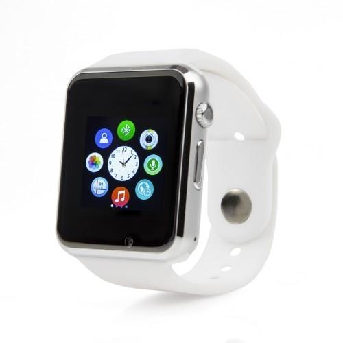 умные часы smart watch a1 pink купить.   tv-vision