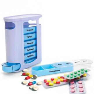 Аптечки и таблетницы