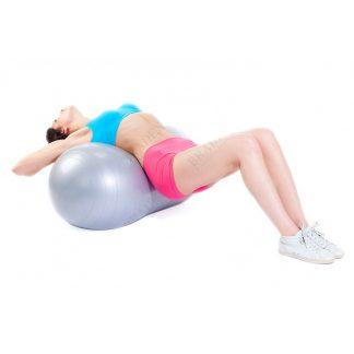 мячи для фитнеса, фитболы : фитбол овальный.