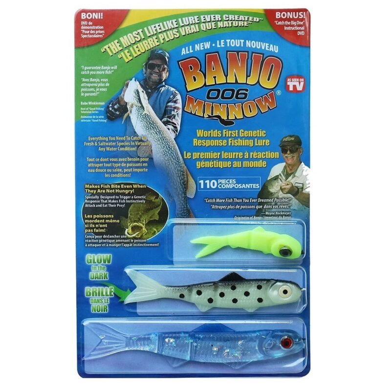 рыболовная наживка banjo 006