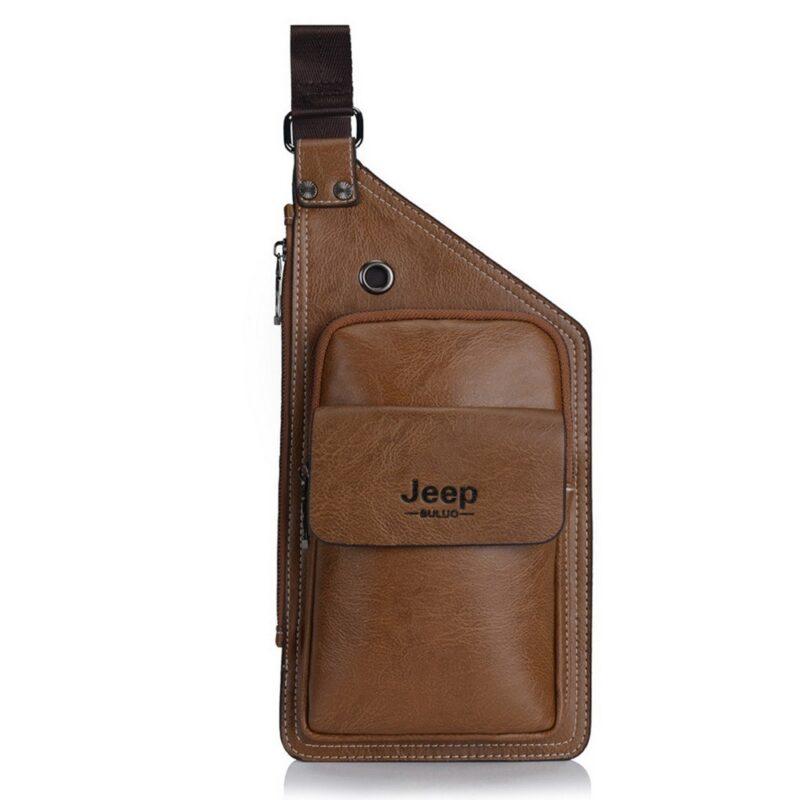 мужская сумка-рюкзак jeep buluo 1941 через плечо.