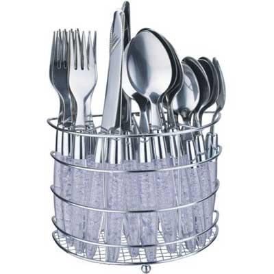"""для кухни - набор столовых приборов """"bekker"""", 25."""